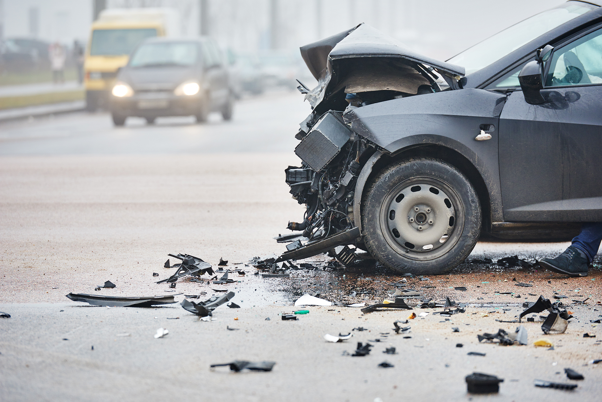 Road traffic accident (RTA) solicitors